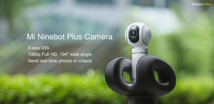 Xiaomi Ninebot Plus Kamera