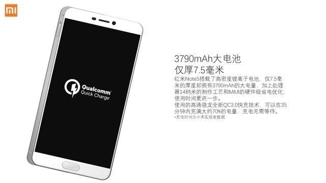 Xiaomi Redmi Note 5 Akku