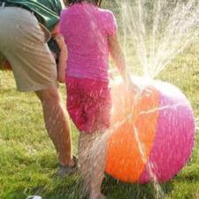 Großer Sprinkler-Ball
