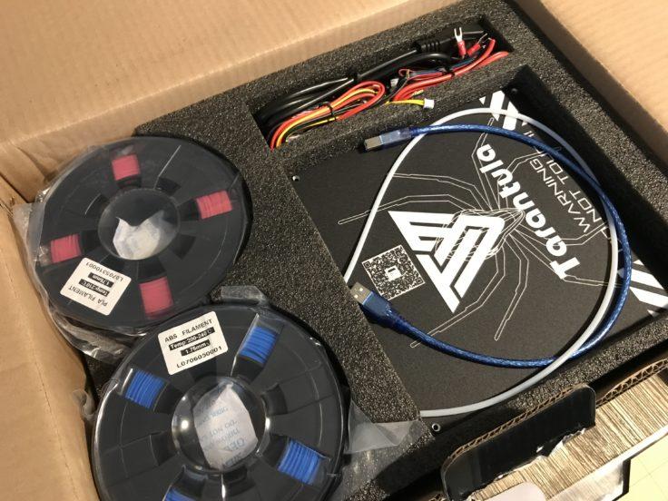 3D Drucker Verpackung