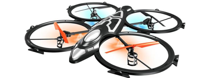 Torro 1122906804 - Riesen XXXL Quadrocopter