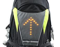 Blinker-Aufsatz für den Rucksack