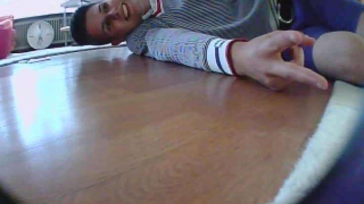Haier XShuai Saugroboter Kamera Selfie