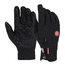 Sporthandschuhe schwarz