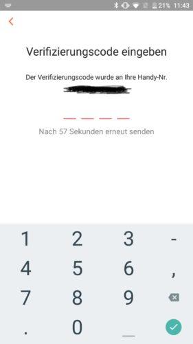 Haier XShuai Saugroboter App Handy Code