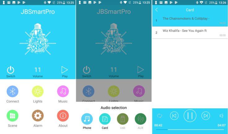 JKR KR - 1000 Android App