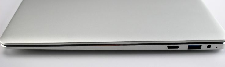 Jumper EZBook 3 Pro rechte Anschlüsse