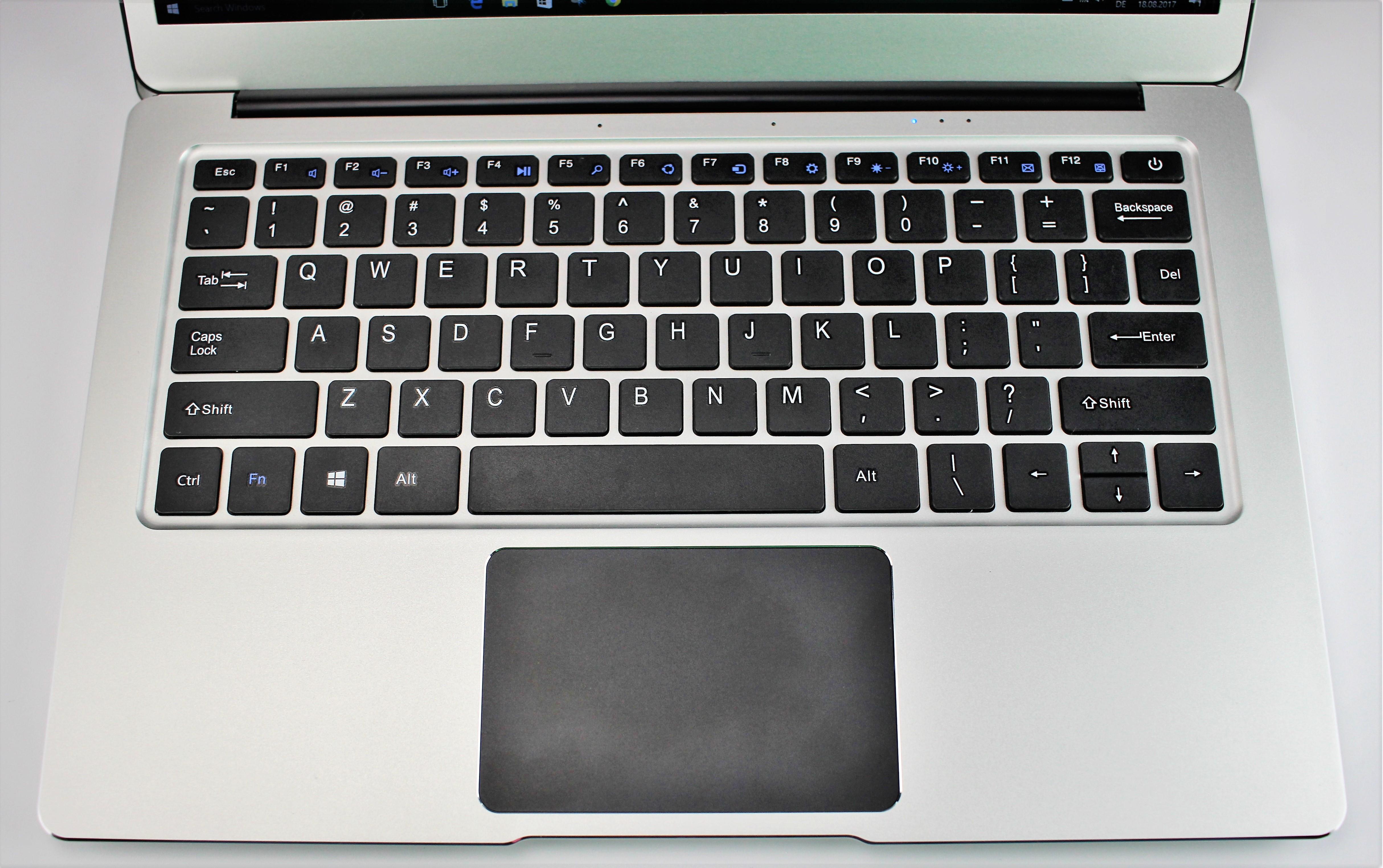 Jumper EZBook 3 Pro Notebook - Konkurrenz für das Xiaomi Mi Air?