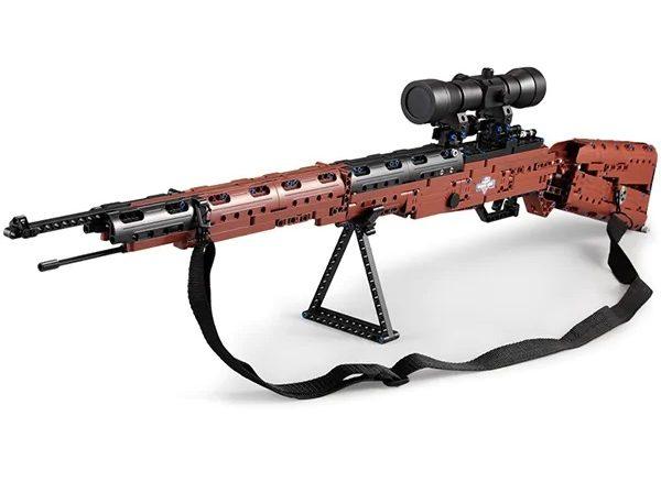 Klemmbausteine Sniper