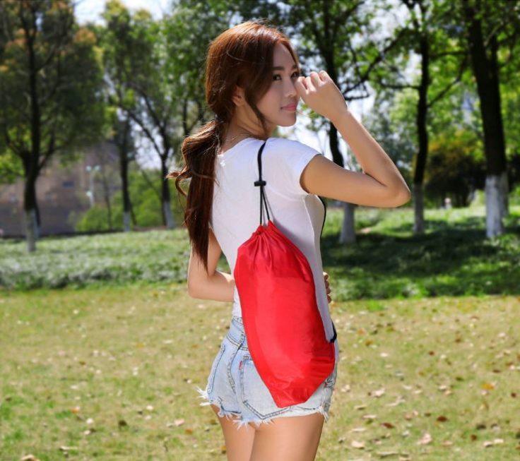Luftcouch Rot Tasche