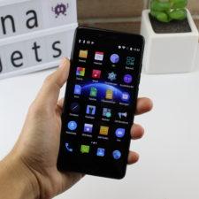 MEIIGOO M1 Smartphone Display