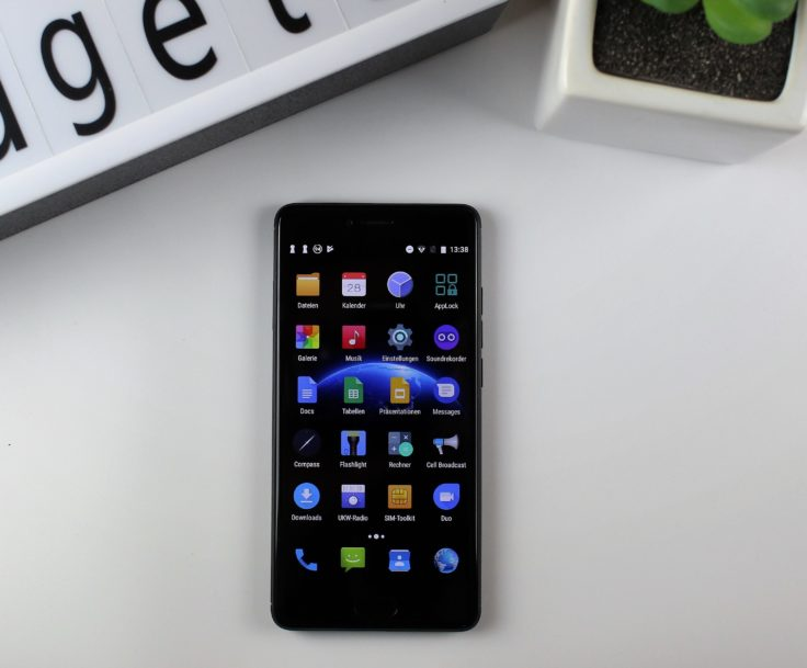 MEIIGOO M1 Smartphone Display