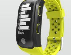 Makibes G03 Fitness Tracker smart Armband in grün