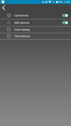 Momon Sc-11-1- Bluetooth-Brille App Push-Benachrichtigungen