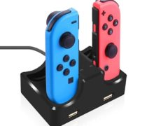 Nintendo Switch Joy Con Charging Station