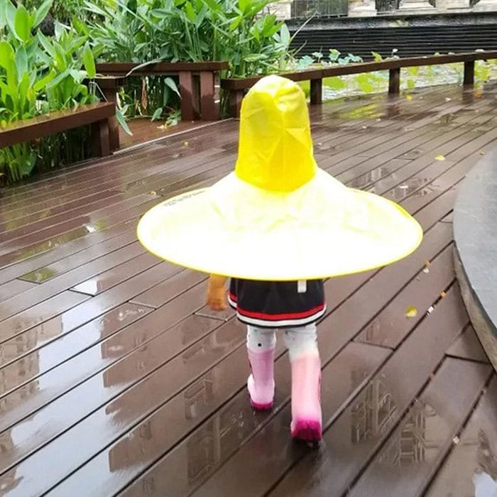Regenschutzhaube Regen