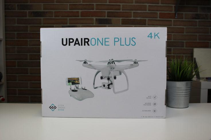 UpAir One Plus Drohne Verpackung