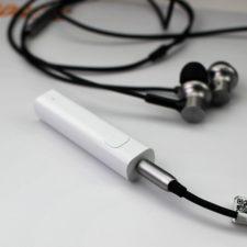 Xiaomi Bluetooth Audio Receiver mit Kopfhörer