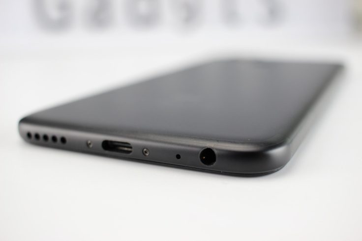 Xiaomi Mi 5X Anschlüsse