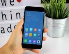 Xiaomi Mi 5X Frontdisplay