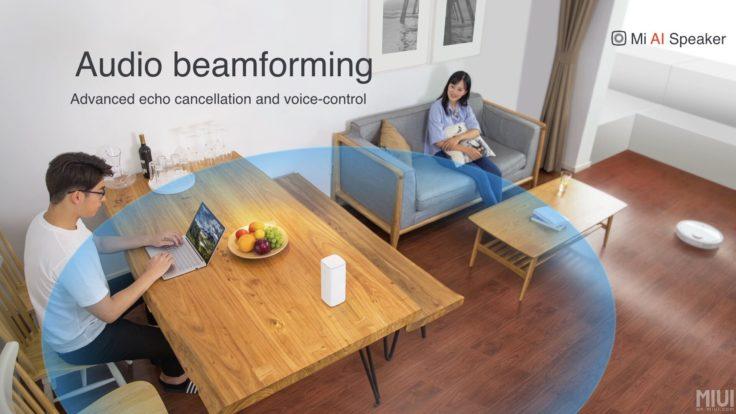 Xiaomi Mi AI Speaker Lautsprecher