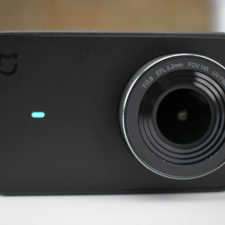Xiaomi Mi Action Camera 4K frontal