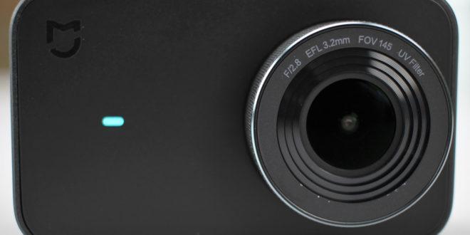 xiaomi mi action camera 4k test budget action cam mit 4k. Black Bedroom Furniture Sets. Home Design Ideas