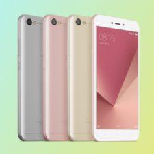 Xiaomi Redmi Note 5A Farbauswahl