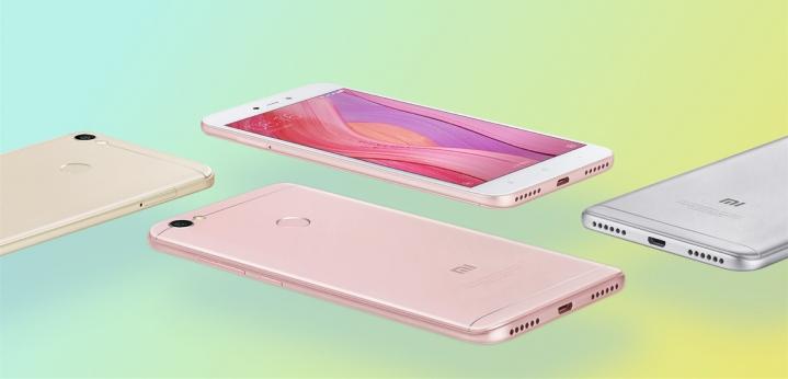 Xiaomi Redmi Note 5A Fingerabdrucksensor
