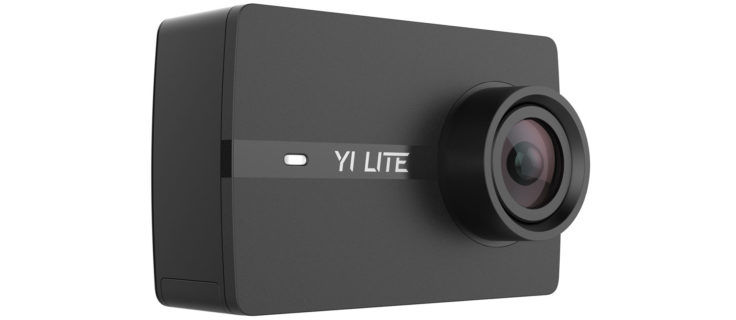 YI Lite Action Cam frontal