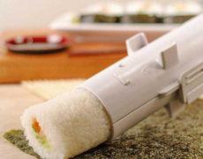 Sushi Bazooka in weiß