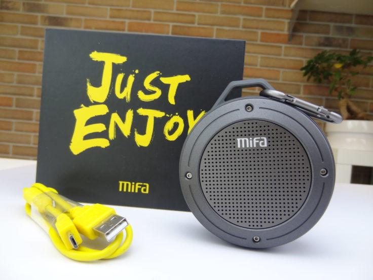 MIFA F10 Outdoor Bluetooth Speaker Box