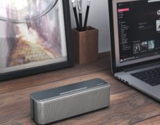 Aukey Bluetooth Speaker Metall