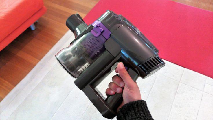 Dibea F6 Akku-Staubsauger Handsauger