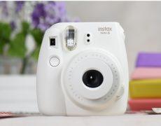 FujiFilm Instax Mini 8 in weiß