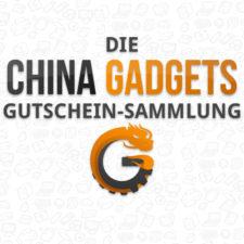 Die China Gadgets Gutscheinsammlung