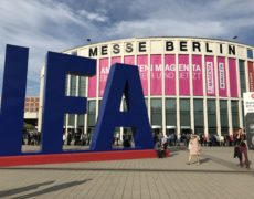 IFA 2017 in Berlin