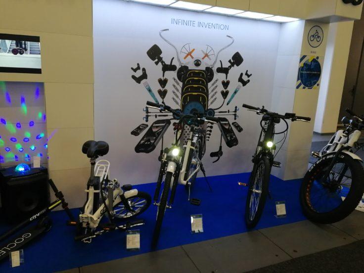 E-Bikes auf IFA