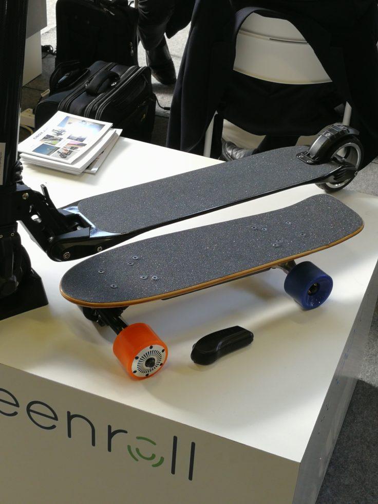 E-Skateboard