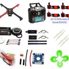 LHI F450 Drohnen DIY Set