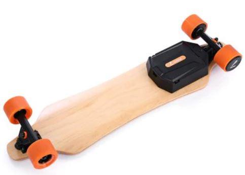 Landwheel L3-A Elektro Skateboard Unterseite