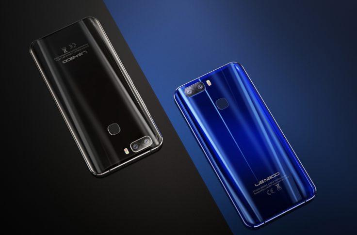 Leagoo S8 Smartphone Rückseite