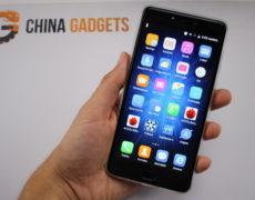 Leagoo T5 Smartphone Display