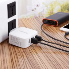 Lumsing 4 Port USB Ladegerät