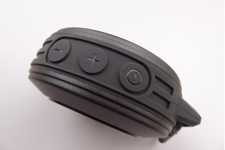 MIFA F10 Bluetooth Speaker Knöpfe