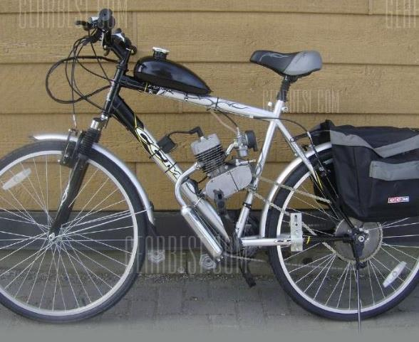 Nachrüst-Kit Fahrrad