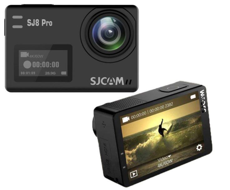 SJCAM SJ8 Action Cam