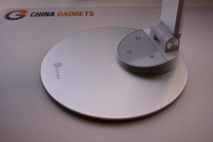 TaoTronics Schreibtischlampe Sockel