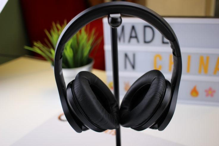 TaoTronics TT-BH21 Over-Ear Ausgeklappt