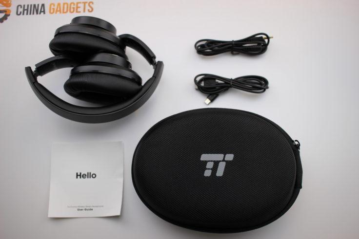 TaoTronics TT-BH21 Over-Ear Lieferumfang
